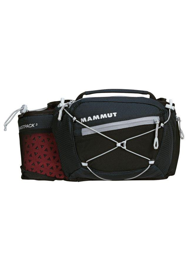 LITHIUM - Bum bag - black