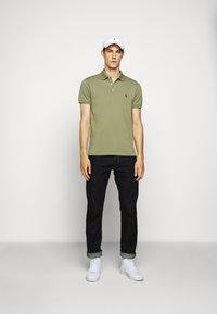 Polo Ralph Lauren - SLIM FIT MODEL - Poloshirts - sage green - 1