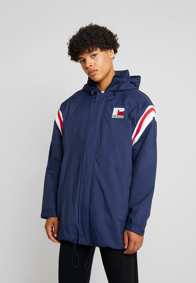 MICKEY - Parka - dark blue