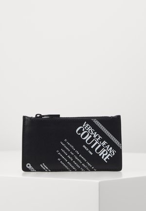 Wallet - black/white