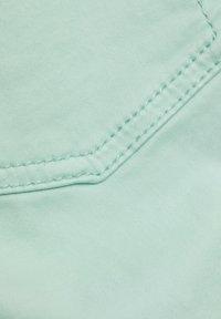 Esprit - MR CAPRI - Trousers - light aqua green - 8