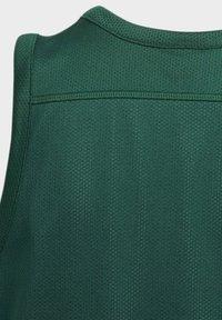 adidas Performance - SPEED REVERSIBLE JERSEY - Sportshirt - green - 5