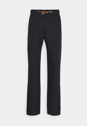 GENTS TROUSER - Chinosy - navy