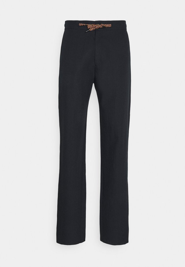 GENTS TROUSER - Chino - navy