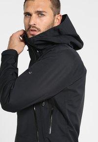 Mammut - MASAO - Hardshell jacket - black - 3