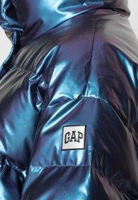 GAP - JAC SHORT JACKET - Dūnu jaka - dark purple - 4