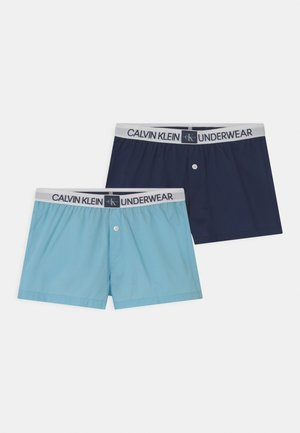 2 PACK - Boxer shorts - blue fizz/navy iris