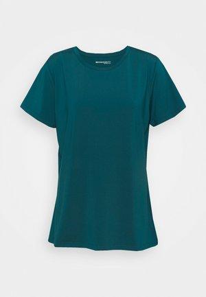 T-shirt basic - teal
