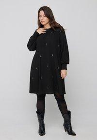 ZAY - Sukienka letnia - black - 0
