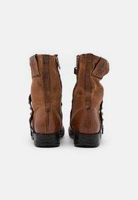 A.S.98 - Classic ankle boots - calvados/testa di moro - 3