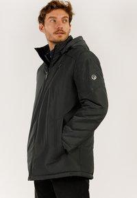 Finn Flare - MIT MODISCHEM DESIGN - Winter jacket - graphite - 3