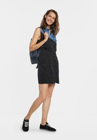 Desigual - SIDNEY - Denim dress - black - 1