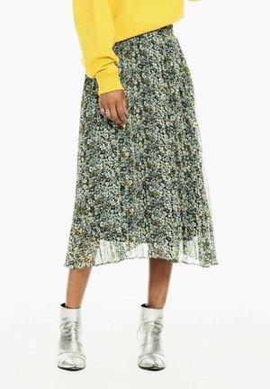 A-line skirt - powder blue