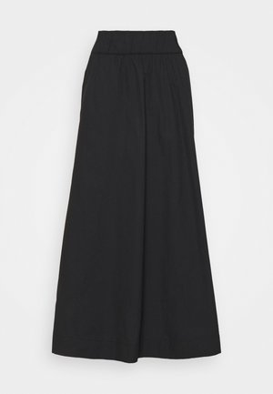KINO SKIRT - Maxi skirt - black