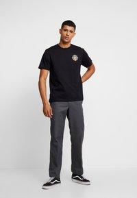 Element - ABYSS  - Print T-shirt - flint black - 1