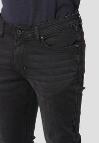 Gnious - SKINNY - Jeans Skinny Fit - magic black - 4