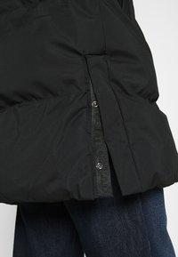Alessandro Zavetti - ZAVETTI CANADA SALVINO LONGLINE PUFFER - Winter coat - black - 4