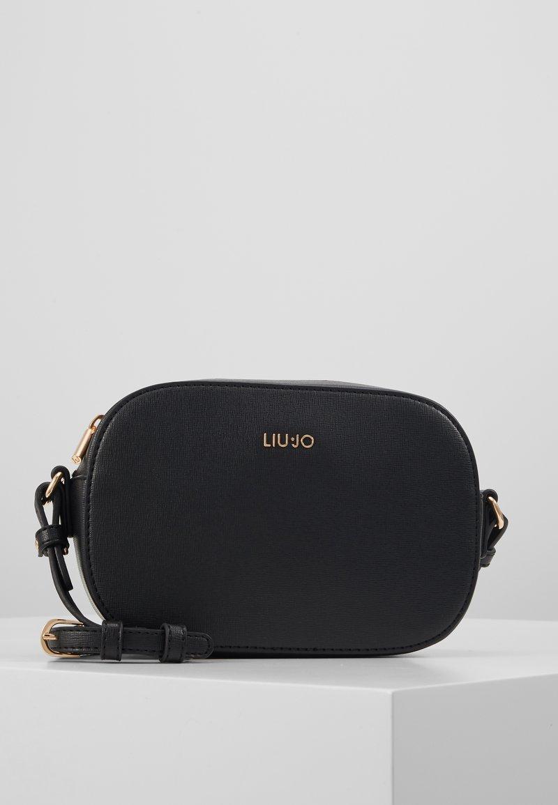 LIU JO - CAMERA CASE NERO - Across body bag - black