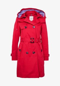 Esprit - CLASSIC - Trenchcoat - dark red - 4