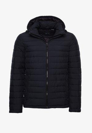 FUJI  - Winter jacket - darkest navy