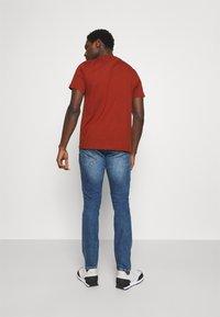 s.Oliver - Džíny Slim Fit - blue denim - 2