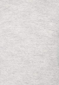 Abercrombie & Fitch - ICON CREW - Svetr - light grey - 5