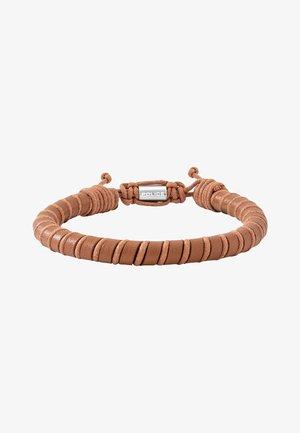 Bracelet - brown marb