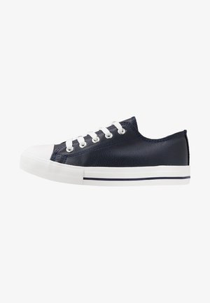 CLASSIC TRAINER LACE UP - Sneaker low - navy