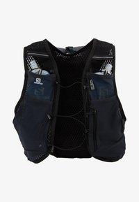 Salomon - ACTIVE SKIN - Turistický ruksak s hydrovakem - ebony/black - 1