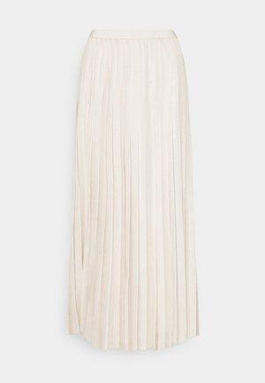ETIOPIA - Maxi sukně - ivory