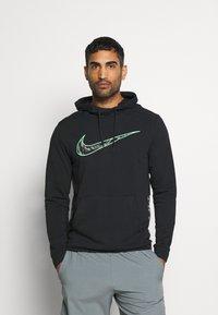Nike Performance - DRY - Felpa con cappuccio - black - 0