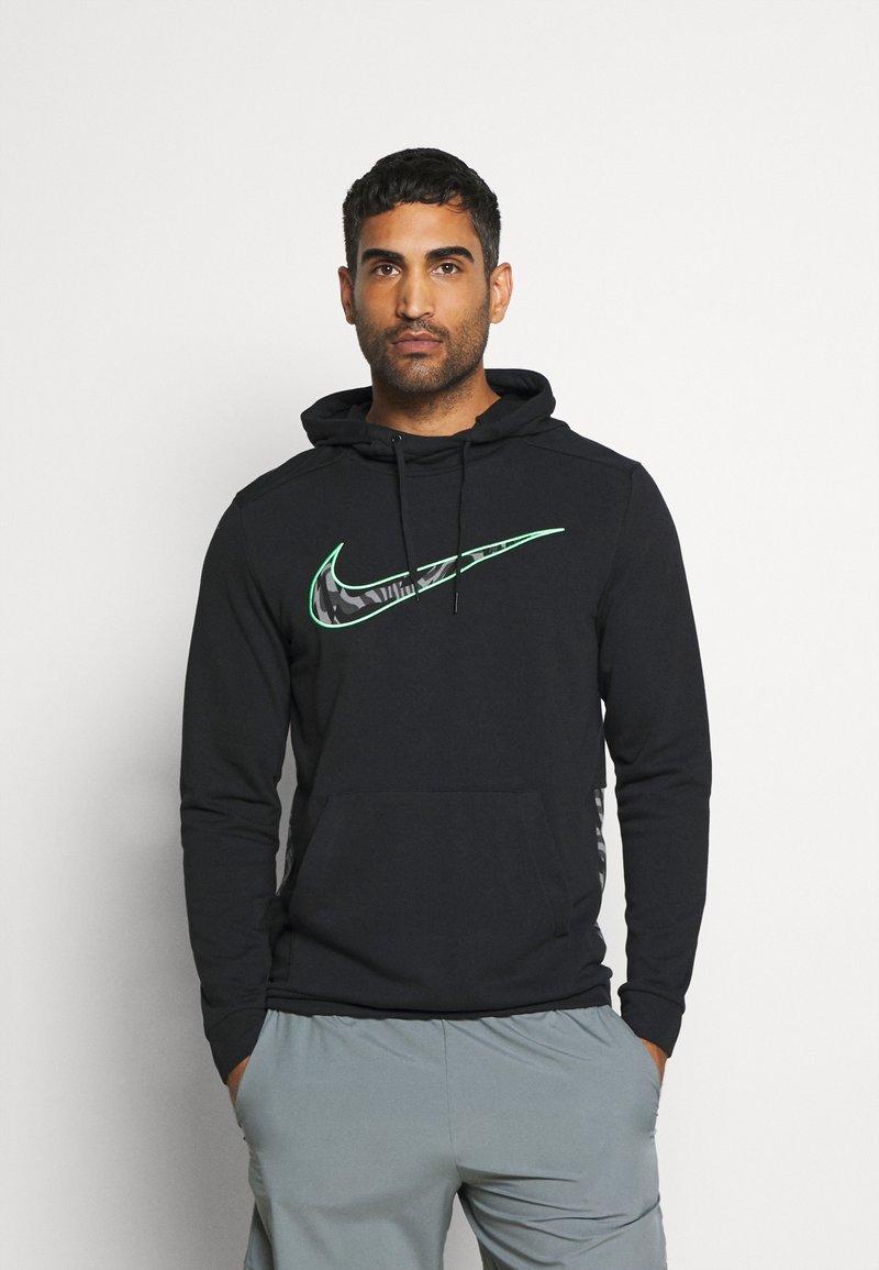 Nike Performance - DRY - Felpa con cappuccio - black