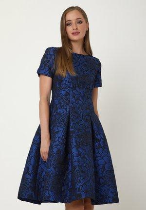 KRISTI - Cocktail dress / Party dress - schwarz indigo