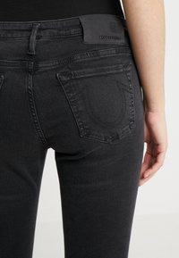 True Religion - NEW HALLE - Jeans Skinny Fit - black - 4