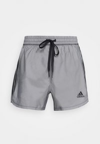 Pantaloncini sportivi - black melange