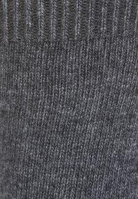 FALKE - COSY WOOL - Socks - light grey mel - 5