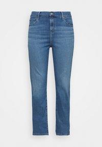 Levi's® Plus - 724 PL HR STRAIGHT - Straight leg jeans - rio frost plus - 3