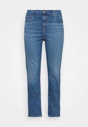 724 PL HR STRAIGHT - Straight leg jeans - rio frost plus