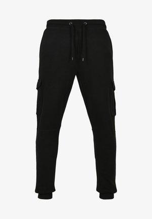 Cargo trousers - caviar
