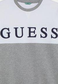 Guess - JUNIOR ACTIVE - Bluza - light heather grey - 2