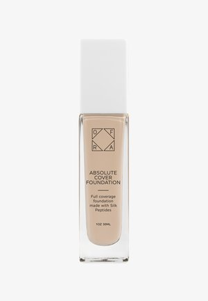 ABSOLUTE COVER SILK FOUNDATION - Fond de teint - 0.5