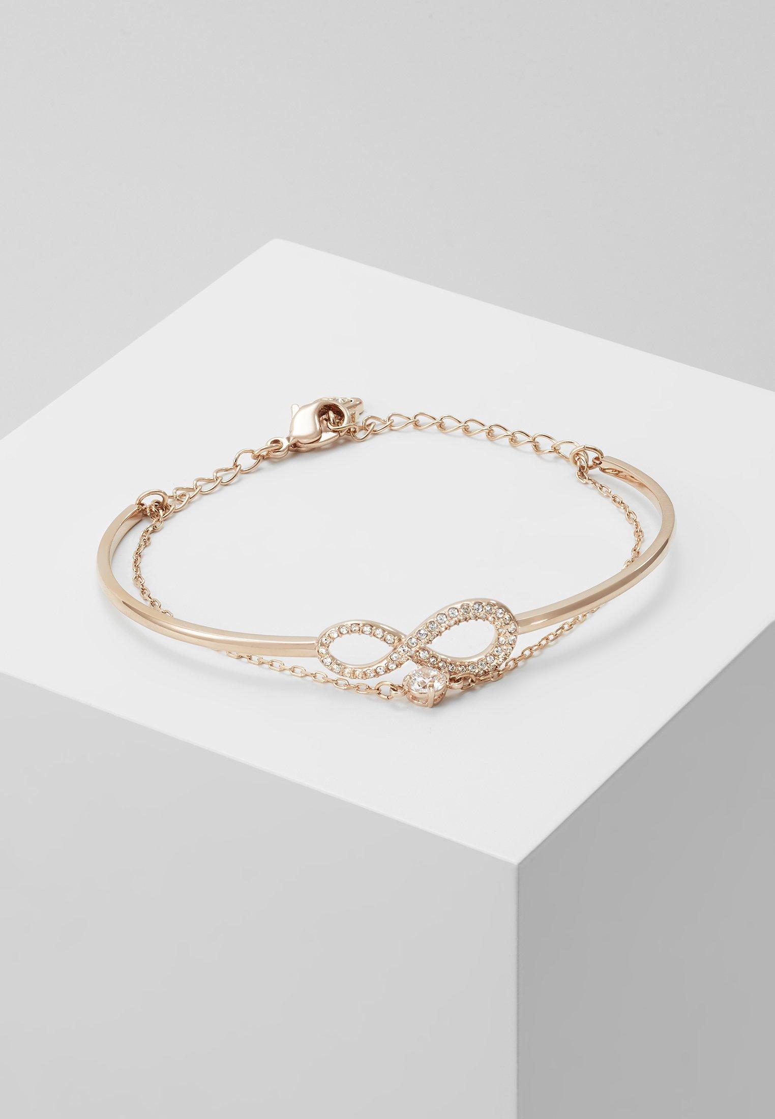 Femme INFINITY BANGLE CHAIN - Bracelet