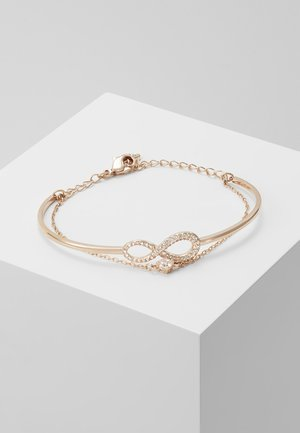 INFINITY BANGLE CHAIN - Bransoletka - silver-coloured