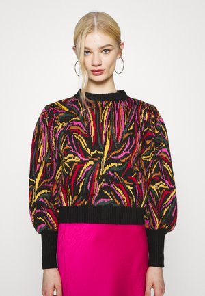 SHINNY ZEBRA - Jumper - multi