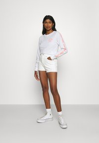 Tommy Jeans - Long sleeved top - white - 1
