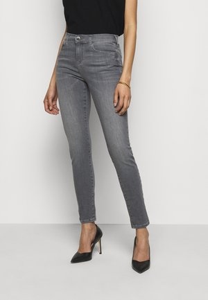 Jeans Skinny Fit - grigio
