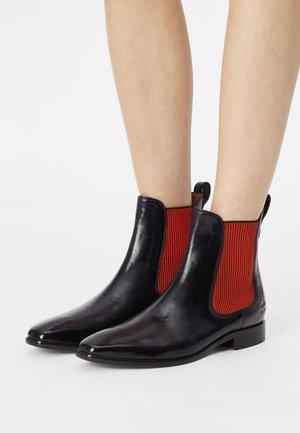EMMA 8 - Kotníkové boty - black