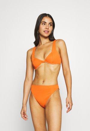 UNDERWIRED  - Bikini - rust