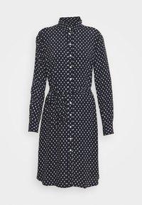 GANT - DESERT JEWEL PRINT DRESS - Košilové šaty - evening blue - 4