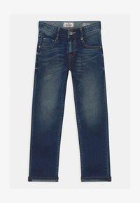 Vingino - BAGGIO - Straight leg jeans - mid blue - 0